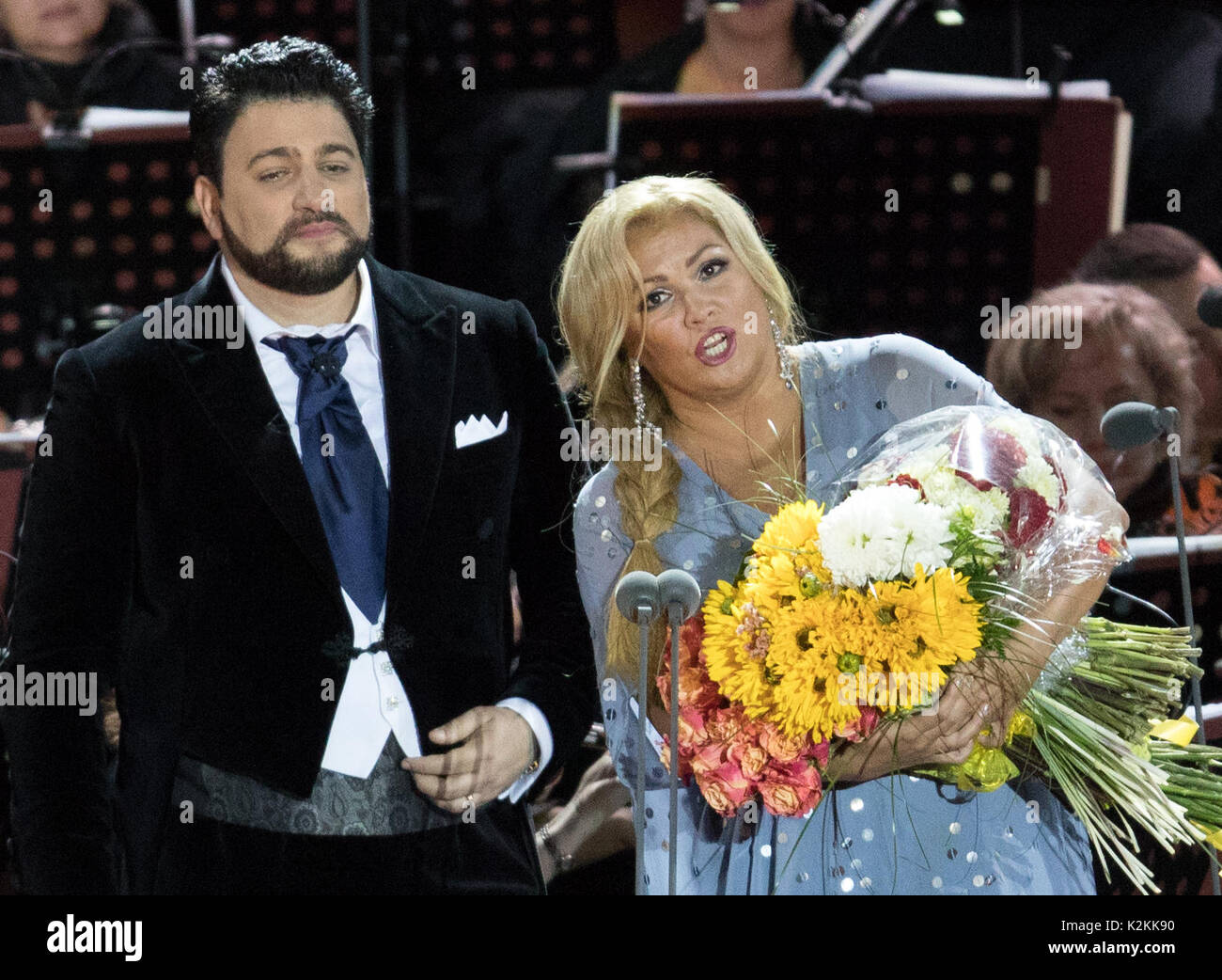 The parting of Anna Netrebko with her husband caused a stir 26.11.2013 85
