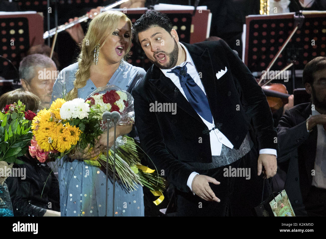 The parting of Anna Netrebko with her husband caused a stir 26.11.2013 60