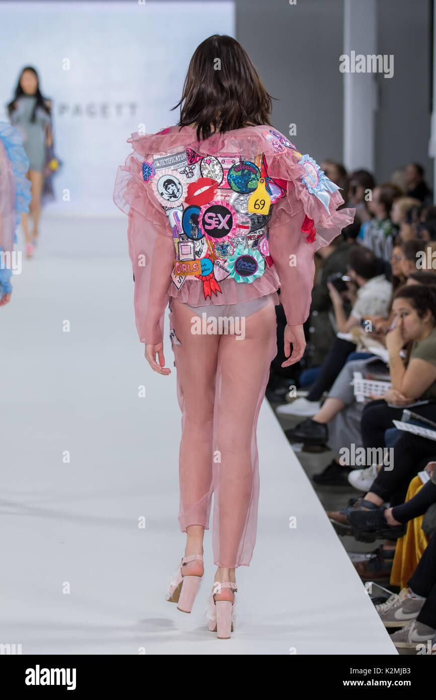 Fashion Models - Stock Image