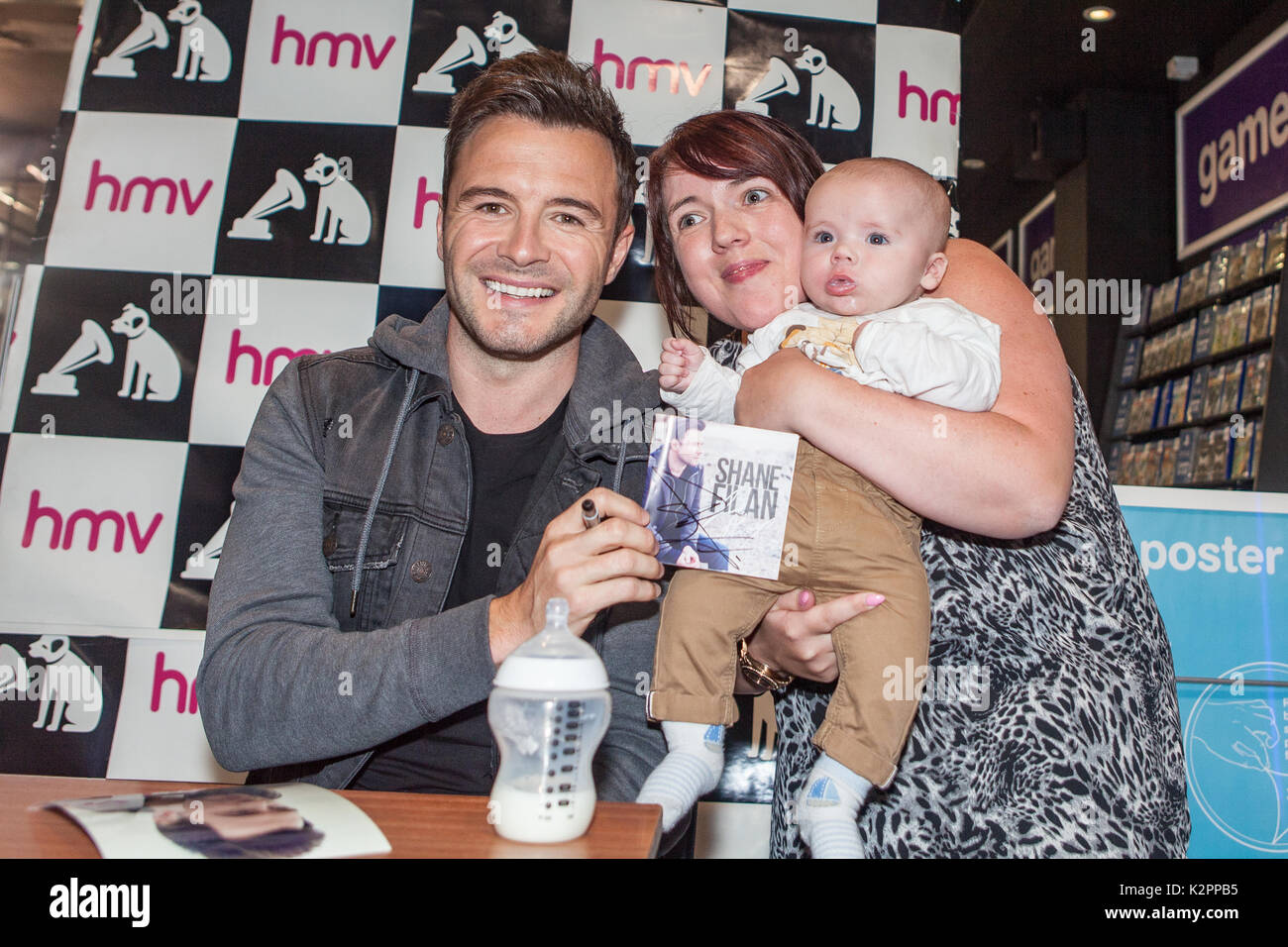 Irish Westlife Fans Stock Photos & Irish Westlife Fans Stock Images
