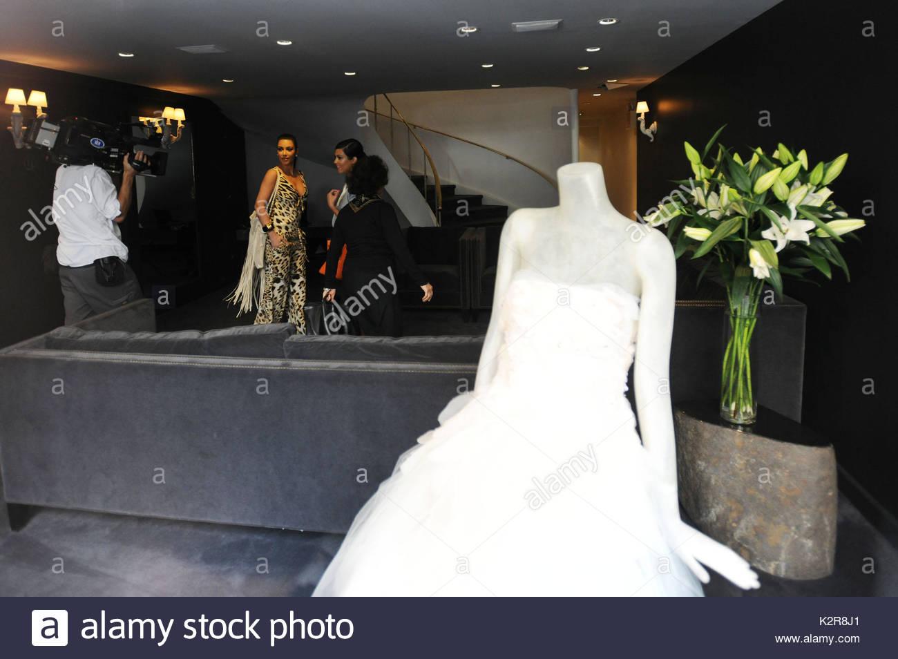 Modern Kim Kardashian Vera Wang Wedding Dress Component - Wedding ...
