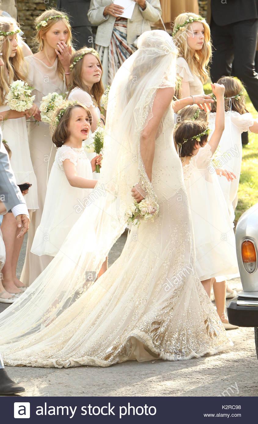 Vintage Style John Galliano Wedding Dress Stock Photos & Vintage ...