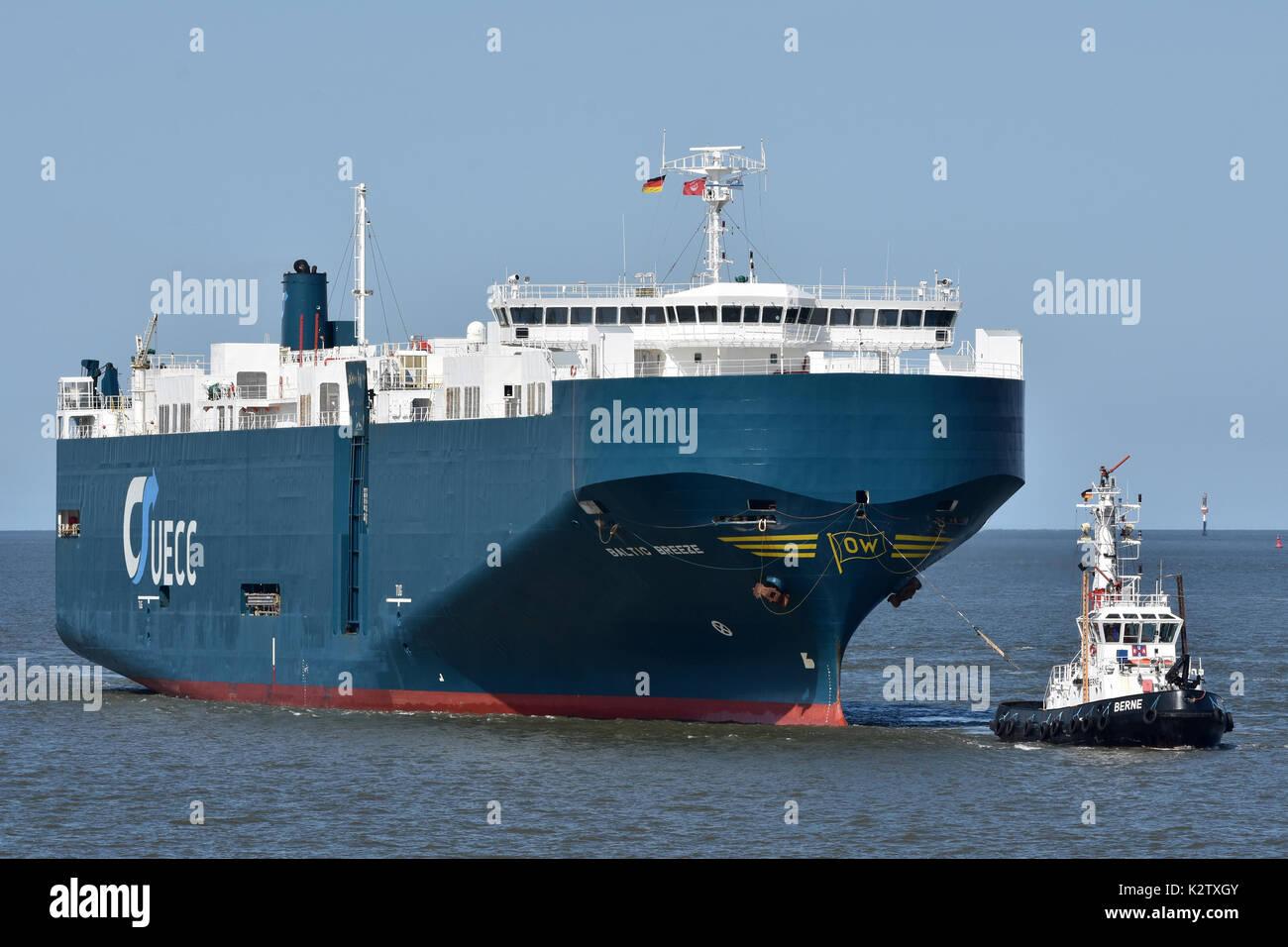 Baltic Breeze - Stock Image