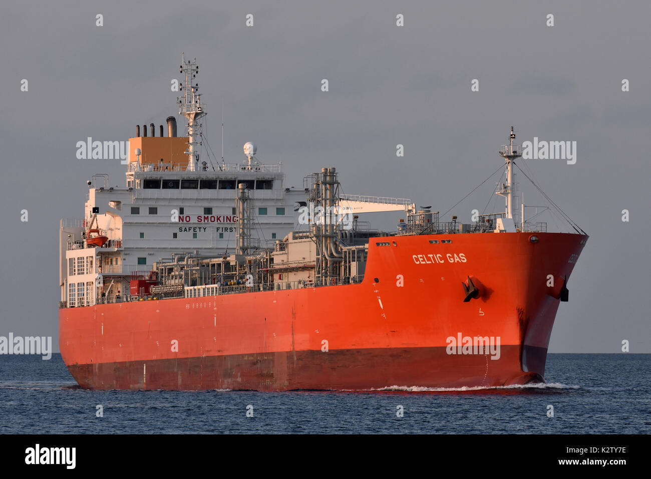Celtic Gas - Stock Image