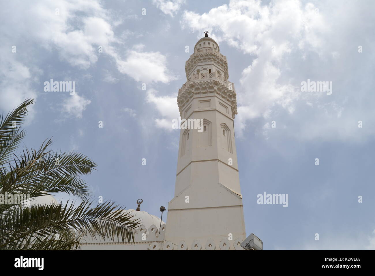 Masjid Quba - Stock Image