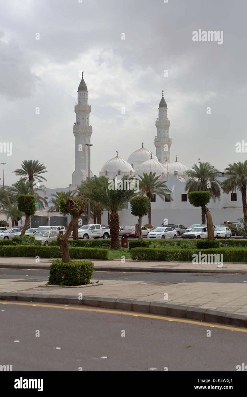 Quba Mosque - Stock Image
