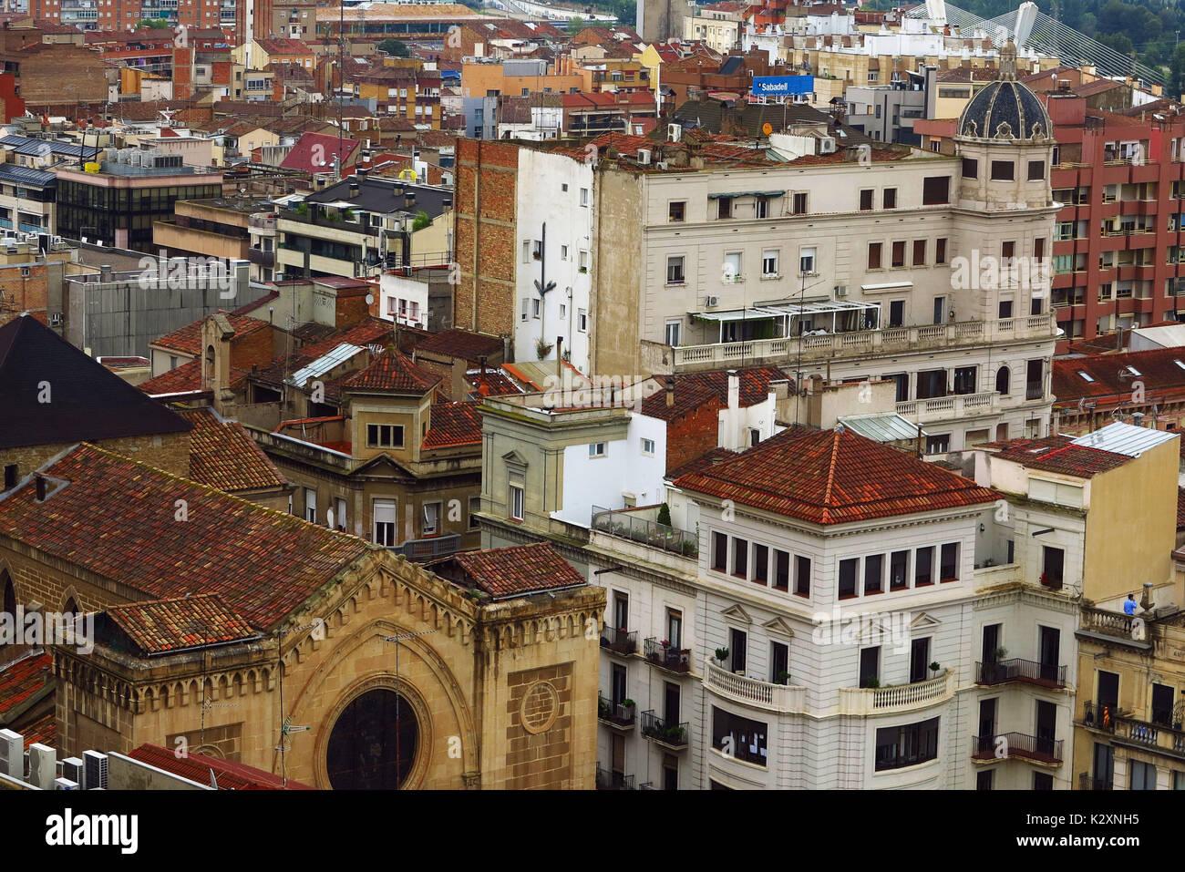Lleida, Lerida, Spanien, Katalonien, Altstadt, spanisch - Stock Image