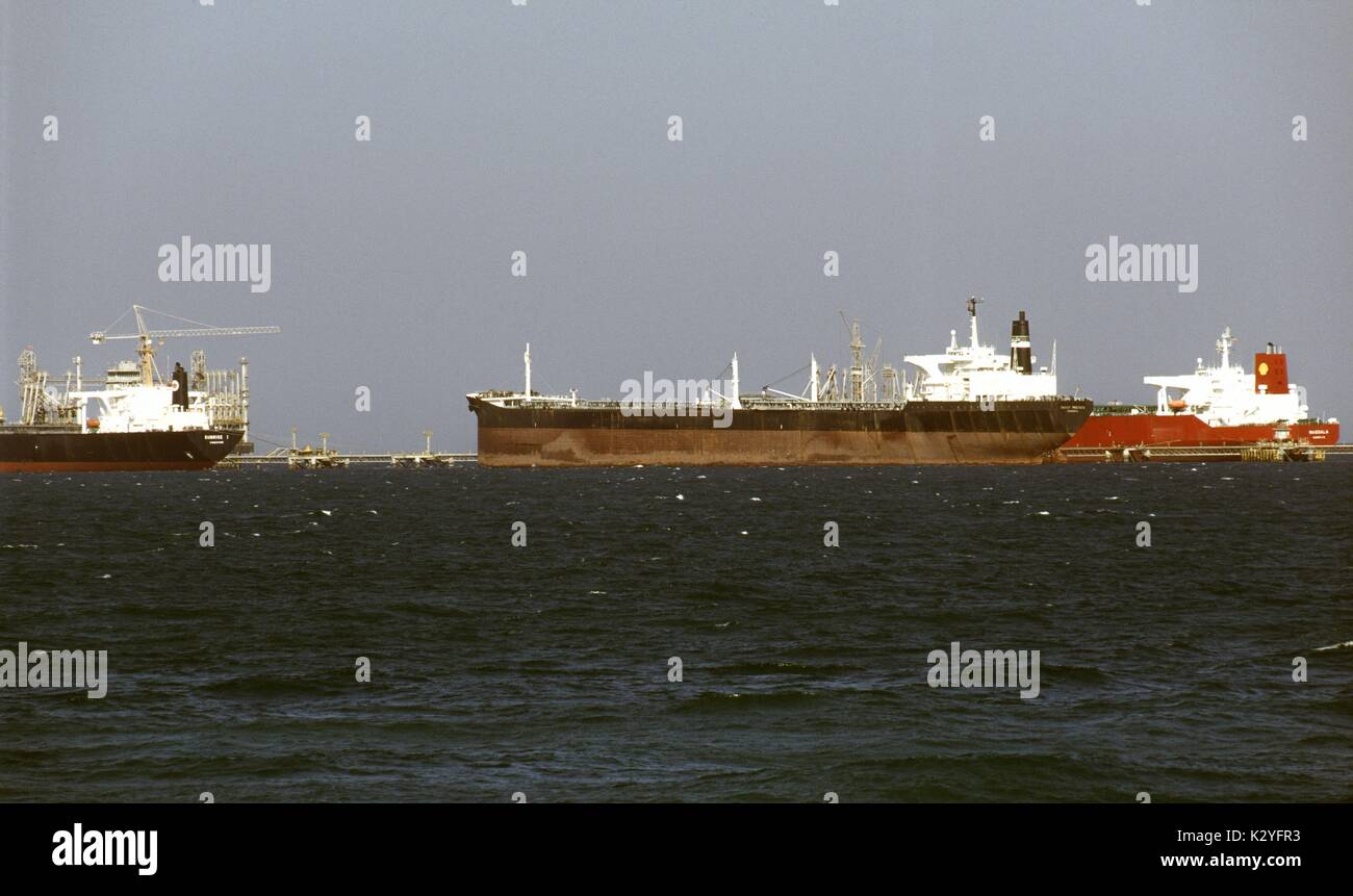 The Worlds Largest Oil Tanker Stock Photos & The Worlds Largest Oil