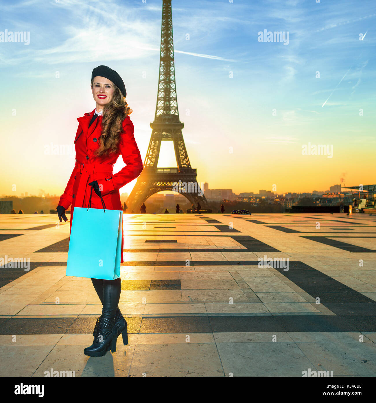 Paris France Luxury Shopping Fashion Stock Photos & Paris ...