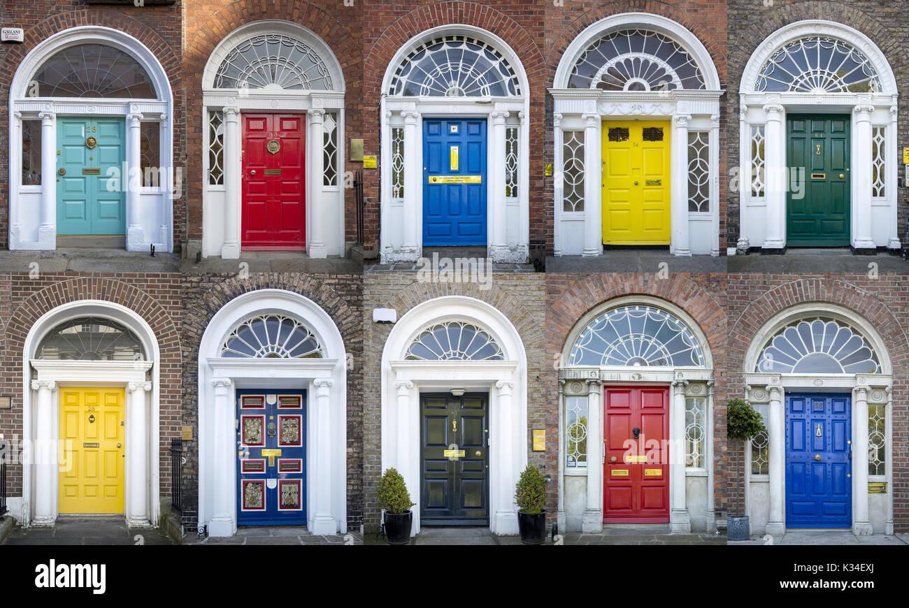 Painted Doors Dublin