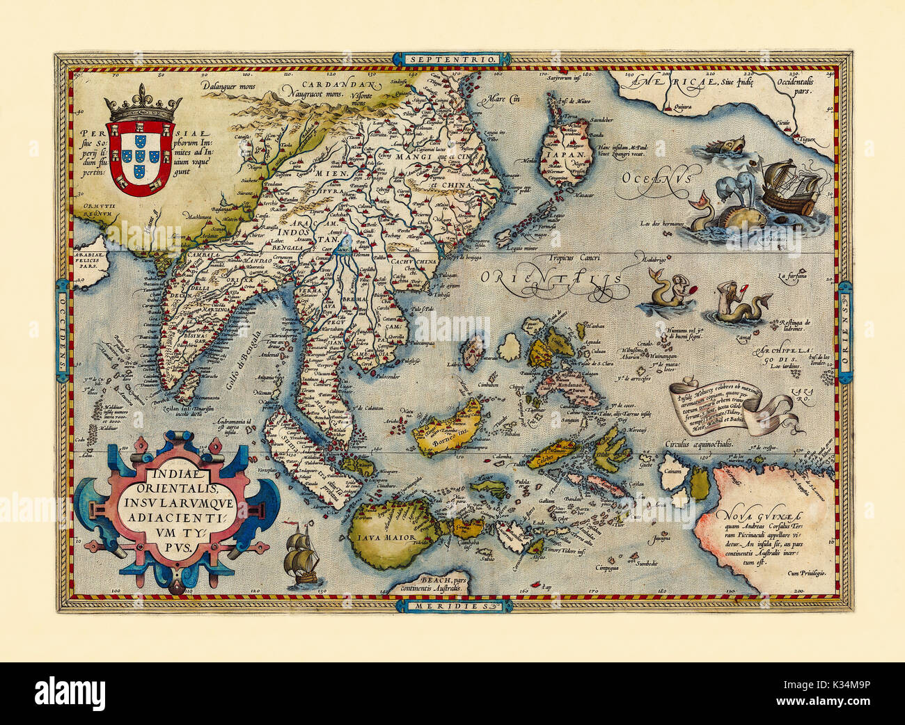 The Map Of Southeast Asia.Map Southeast Asia Stock Photos Map Southeast Asia Stock Images