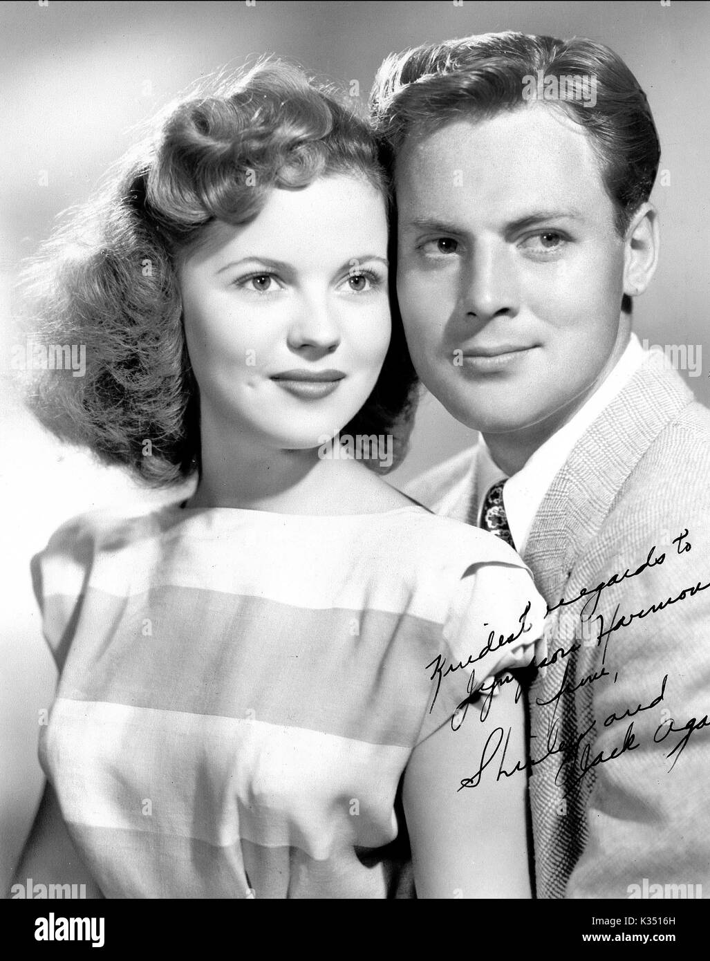 John Agar High Resolution Stock Photography and Images - Alamy
