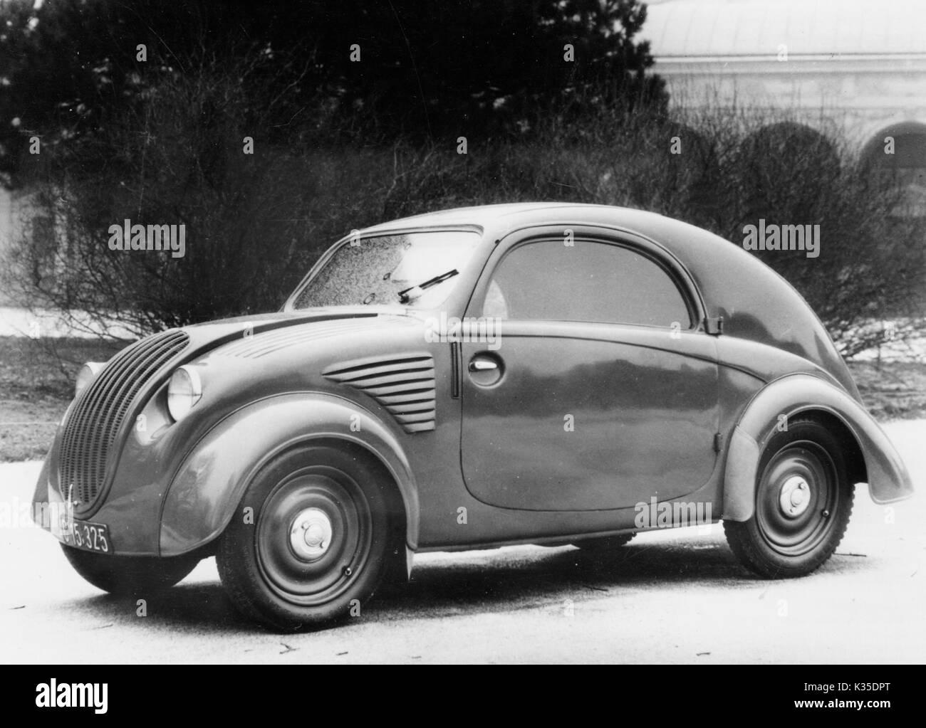 1936 Steyr 50 - Stock Image