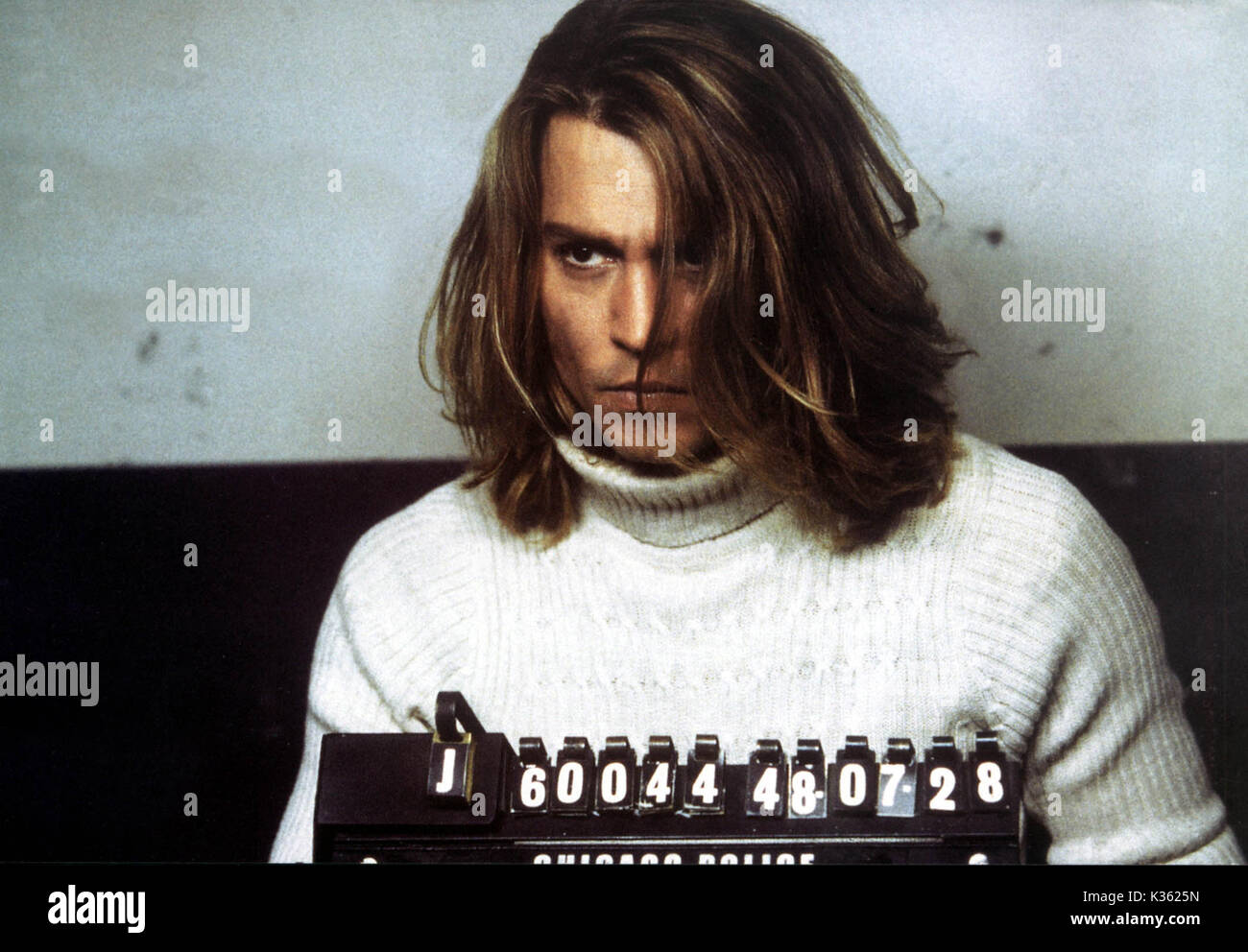 BLOW JOHNNY DEPP     Date: 2001 Stock Photo