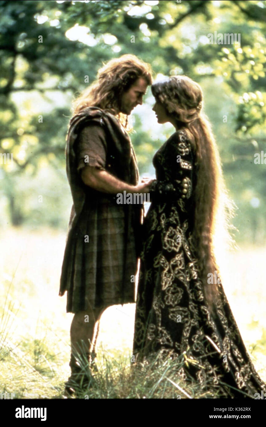 Braveheart Movie Still Stock Photos Braveheart Movie Still Stock