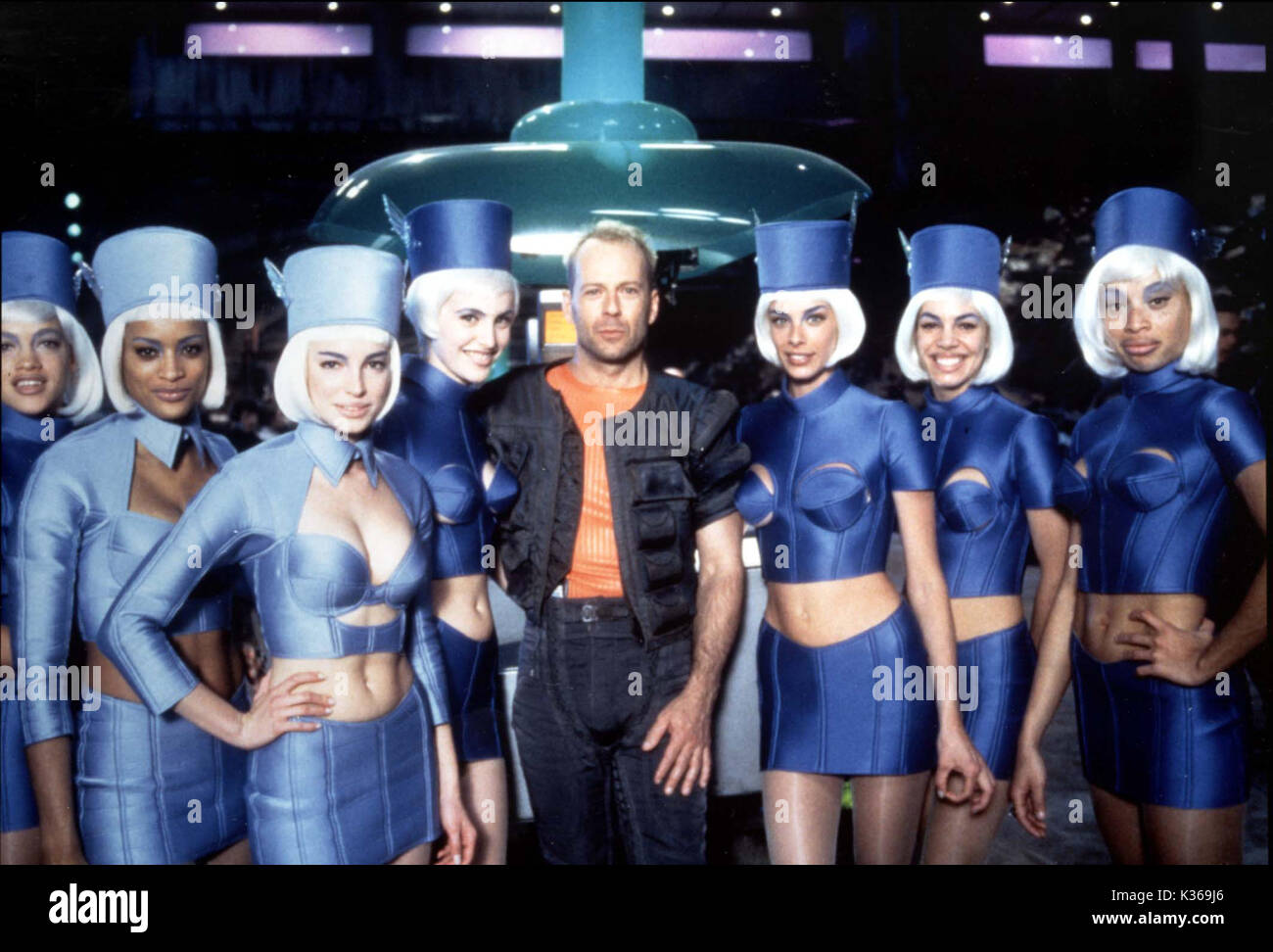 THE FIFTH ELEMENT      Date: 1997 - Stock Image
