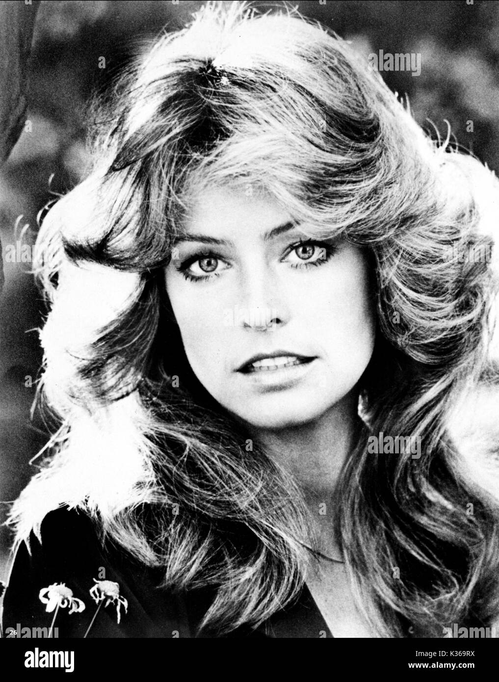Farrah Fawcett Black and White Stock Photos & Images - Alamy