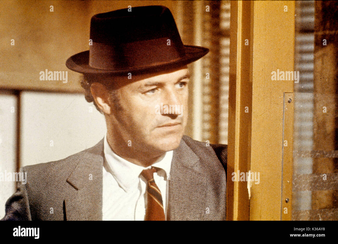 b218301168d THE FRENCH CONNECTION C20TH FOX GENE HACKMAN Picture from the Ronald Grant  Archive THE FRENCH CONNECTION C20TH FOX GENE HACKMAN Date: 1971