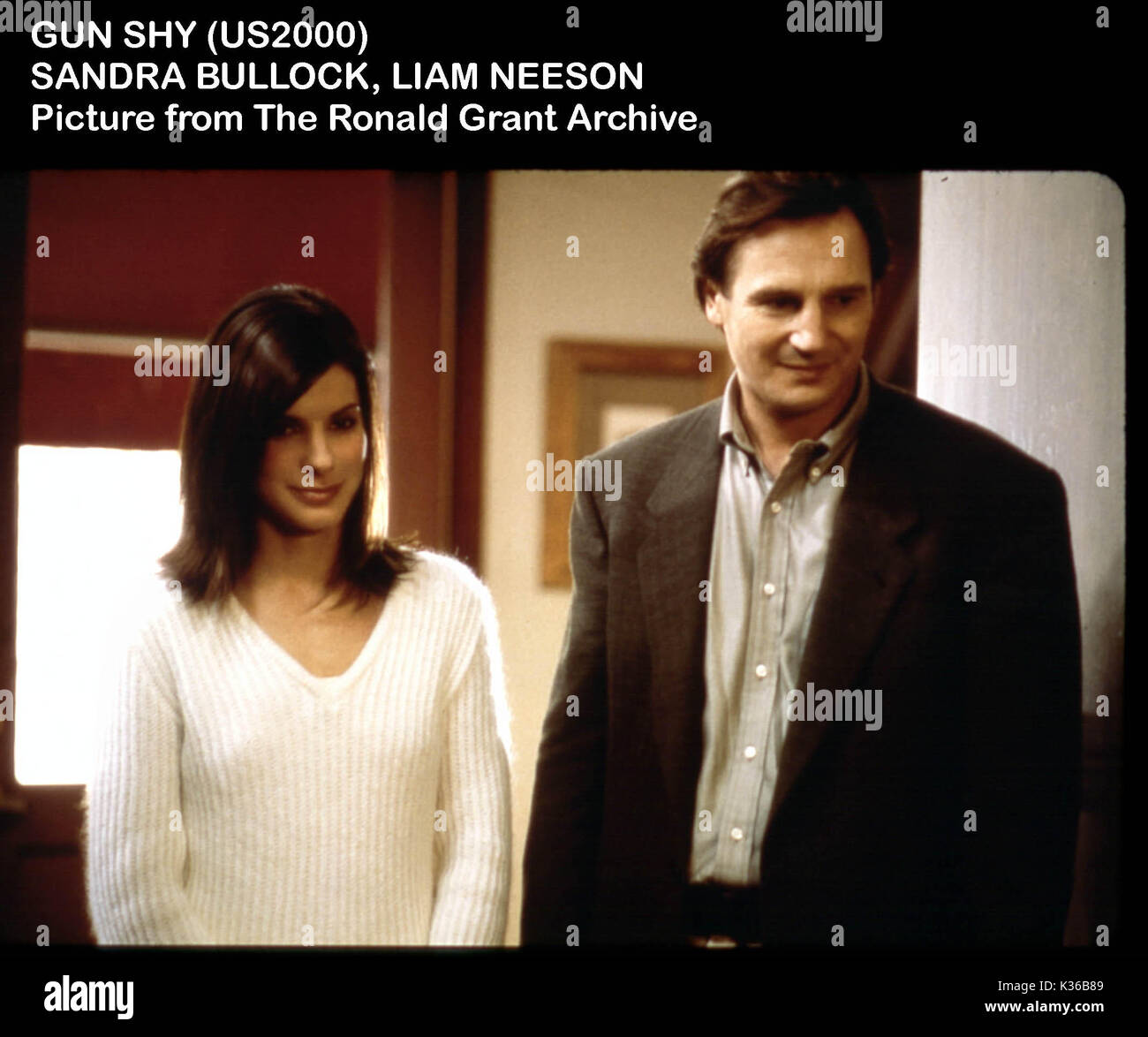 Sandra bullock dating liam neeson