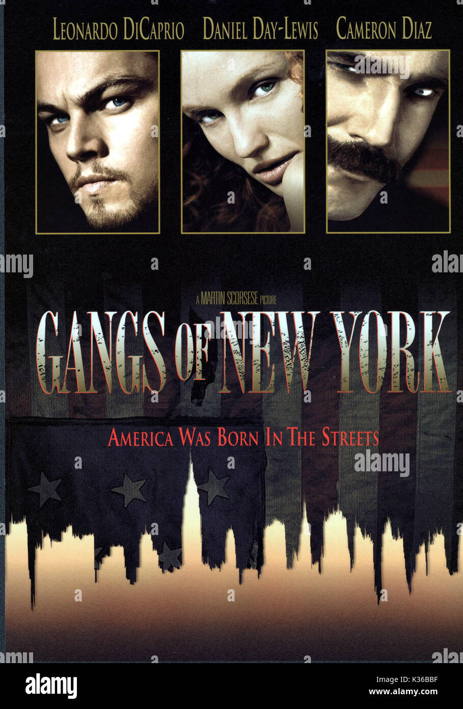 GANGS OF NEW YORK      Date: 2002 - Stock Image