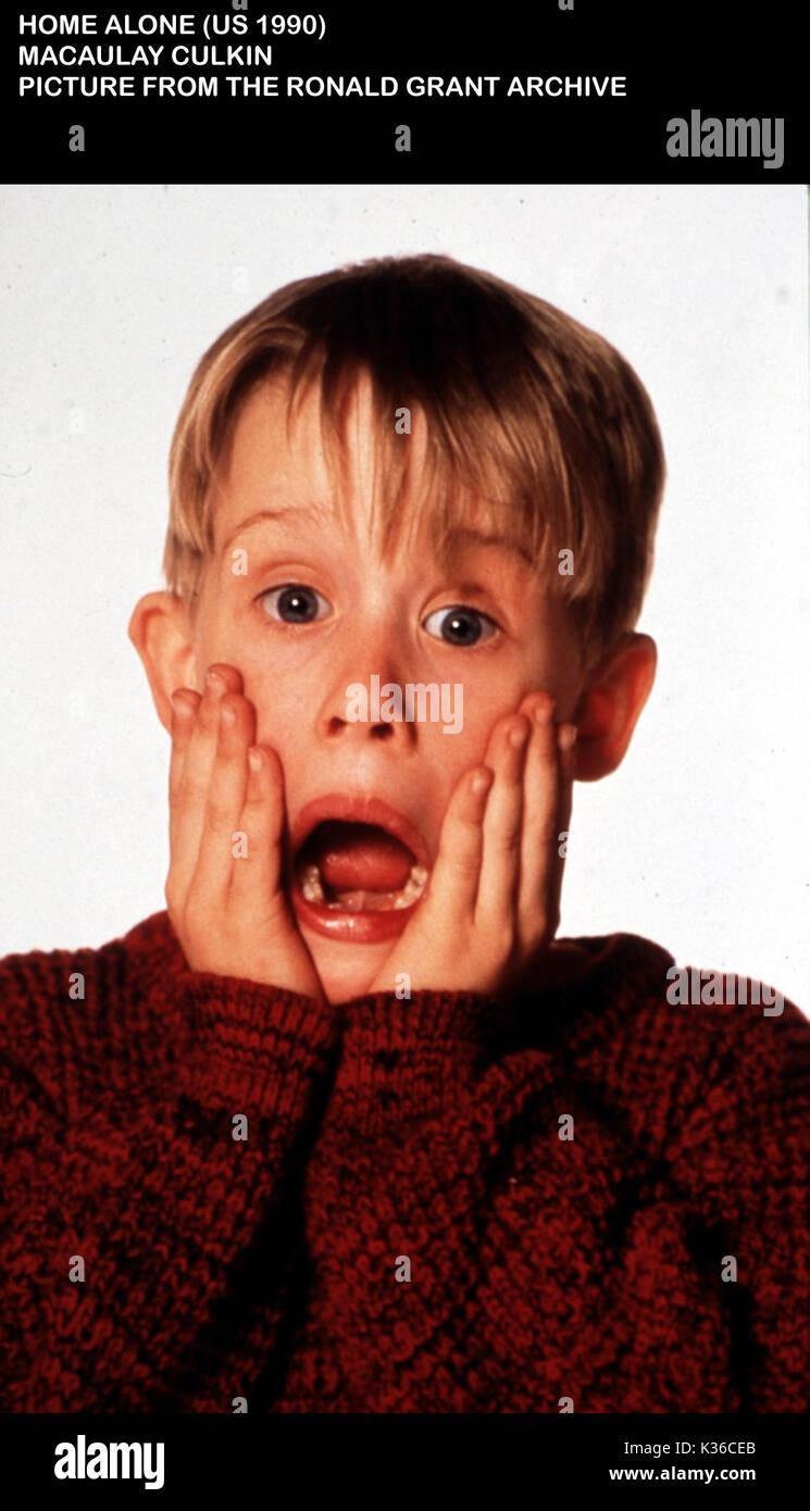 649a0340991 Macaulay Culkin Home Alone Stock Photos   Macaulay Culkin Home Alone ...