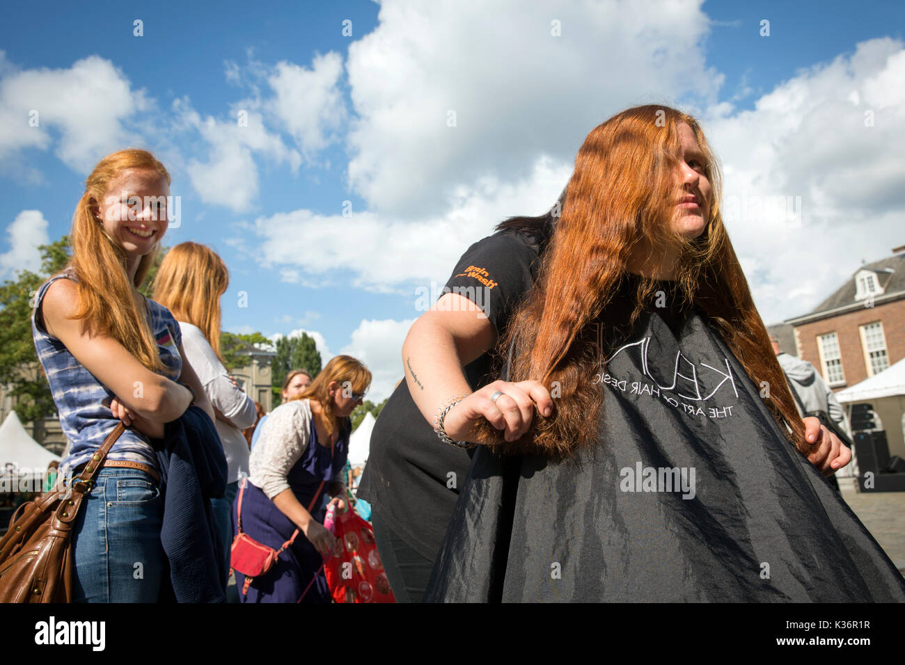 Breda, Holland. 02nd Sep, 2017. As every year, in the month of September is celebrated in the Dutch city of Breda Stock Photo