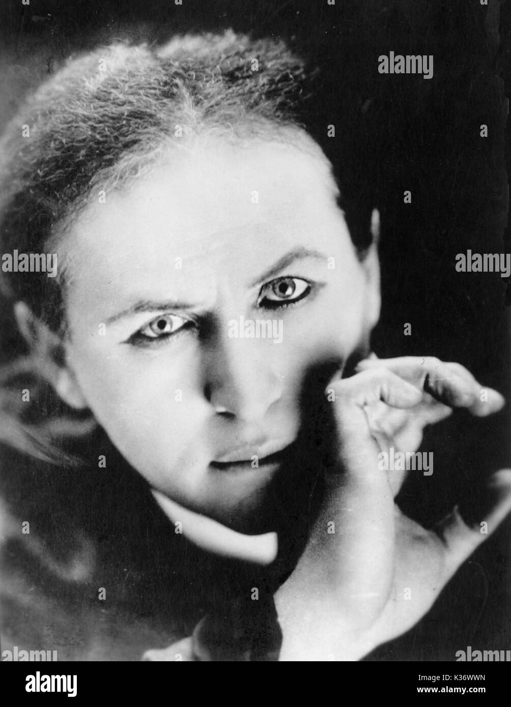 HARRY HOUDINI PICTURE FROM THE RONALD GRANT ARCHIVE Stock