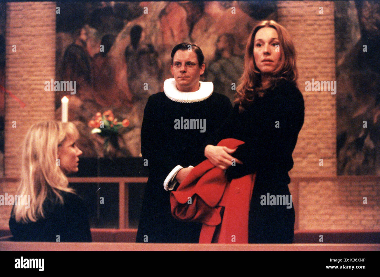 ITALIAN FOR BEGINNERS ANETTE STOVELBAEK, BENT MEJDING AND ANN ELEONORA JORGENSEN PICTURE FORM THE RONALD GRANT ARCHIVE A ZENTROPA ENTERTAINMENT     Date: 2000 - Stock Image