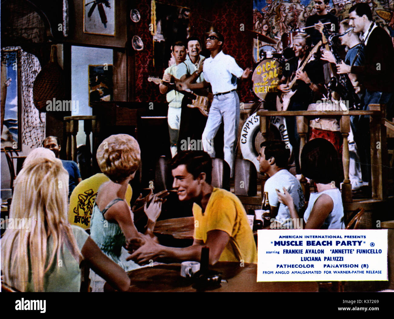 Muscle Beach Party 1964