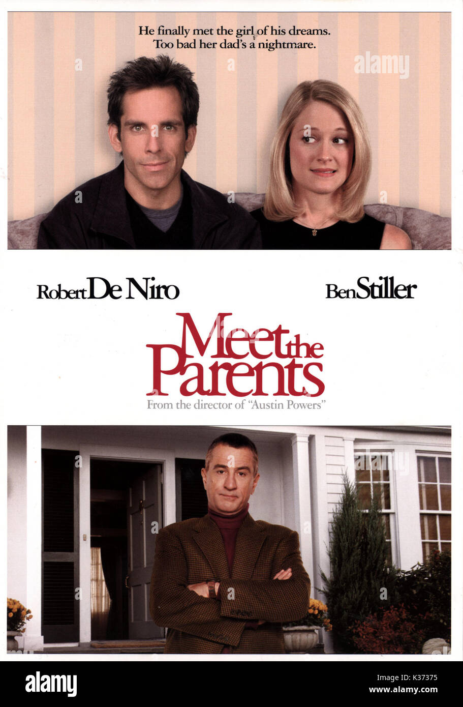 MEET THE PARENTS      Date: 2000 - Stock Image