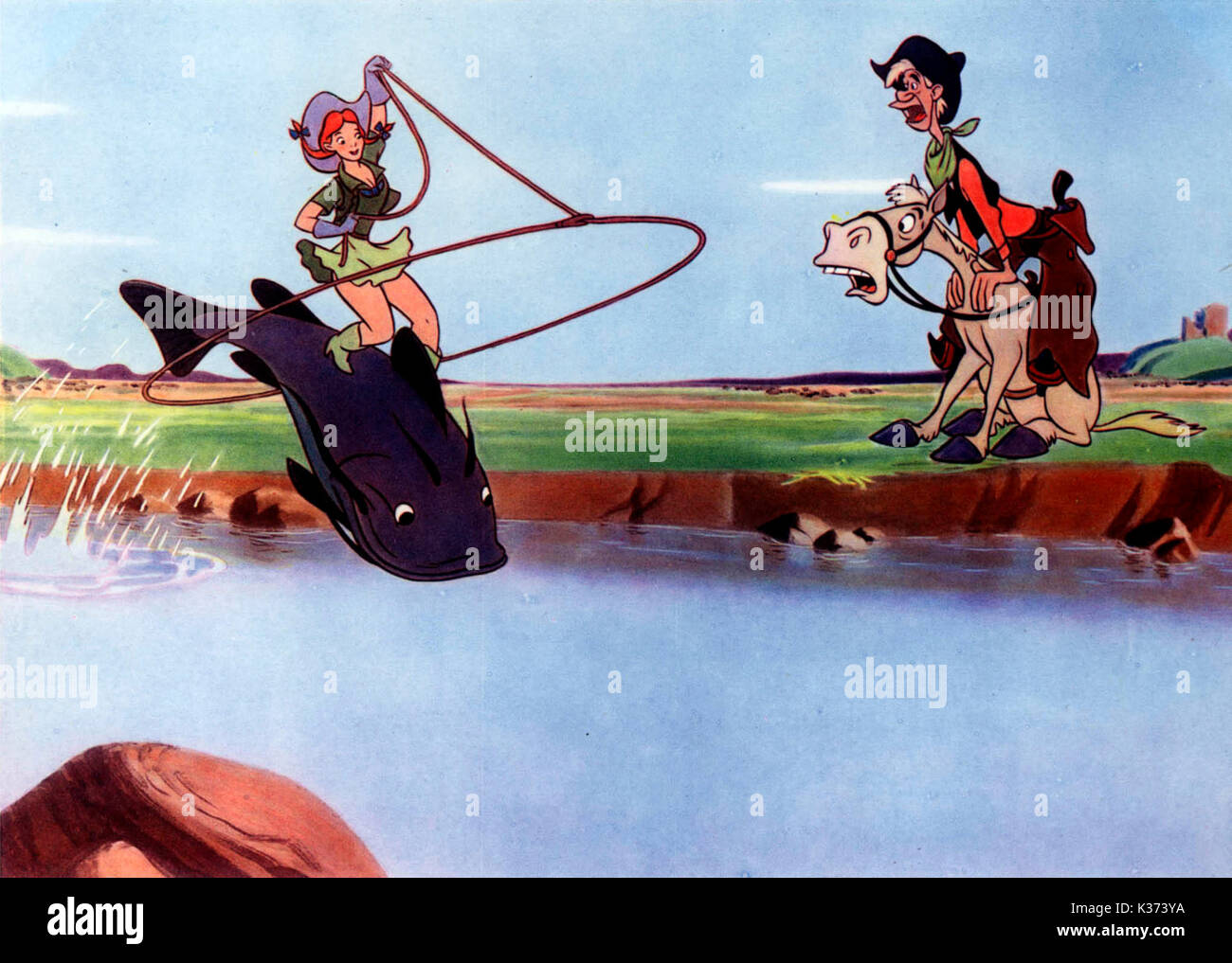 Melody Time Date 1948 Stock Photo Alamy