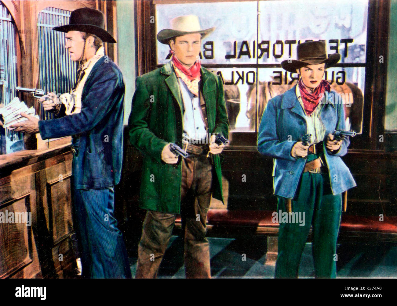 montana belle movie 1952