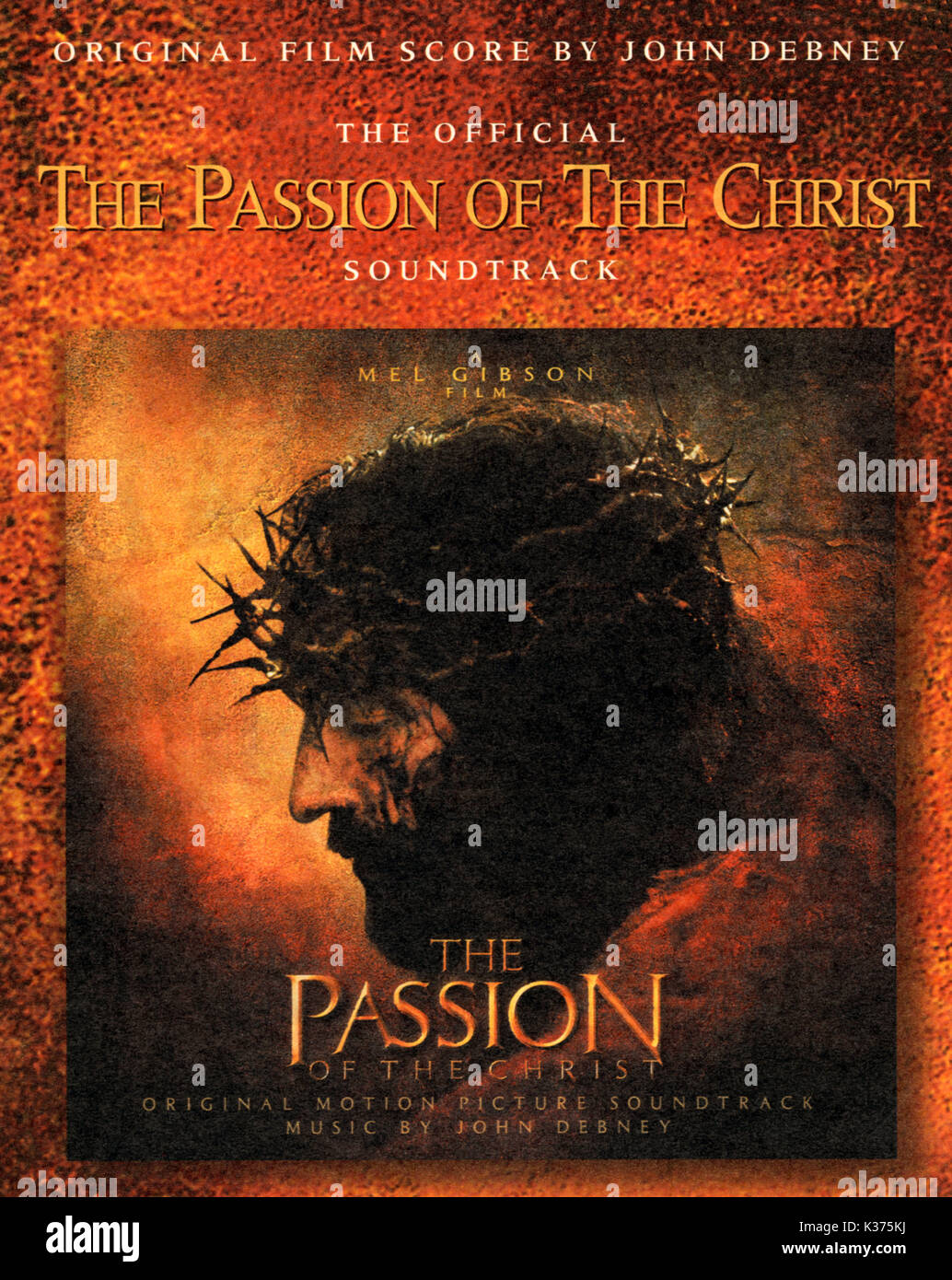 Passion Of The Christ Poster Stock Photos & Passion Of The Christ