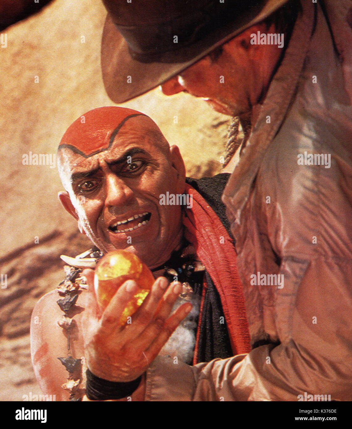 e0ea2d1c8 INDIANA JONES AND THE TEMPLE OF DOOM AMRISH PURI AS MOLA RAM A Stock ...