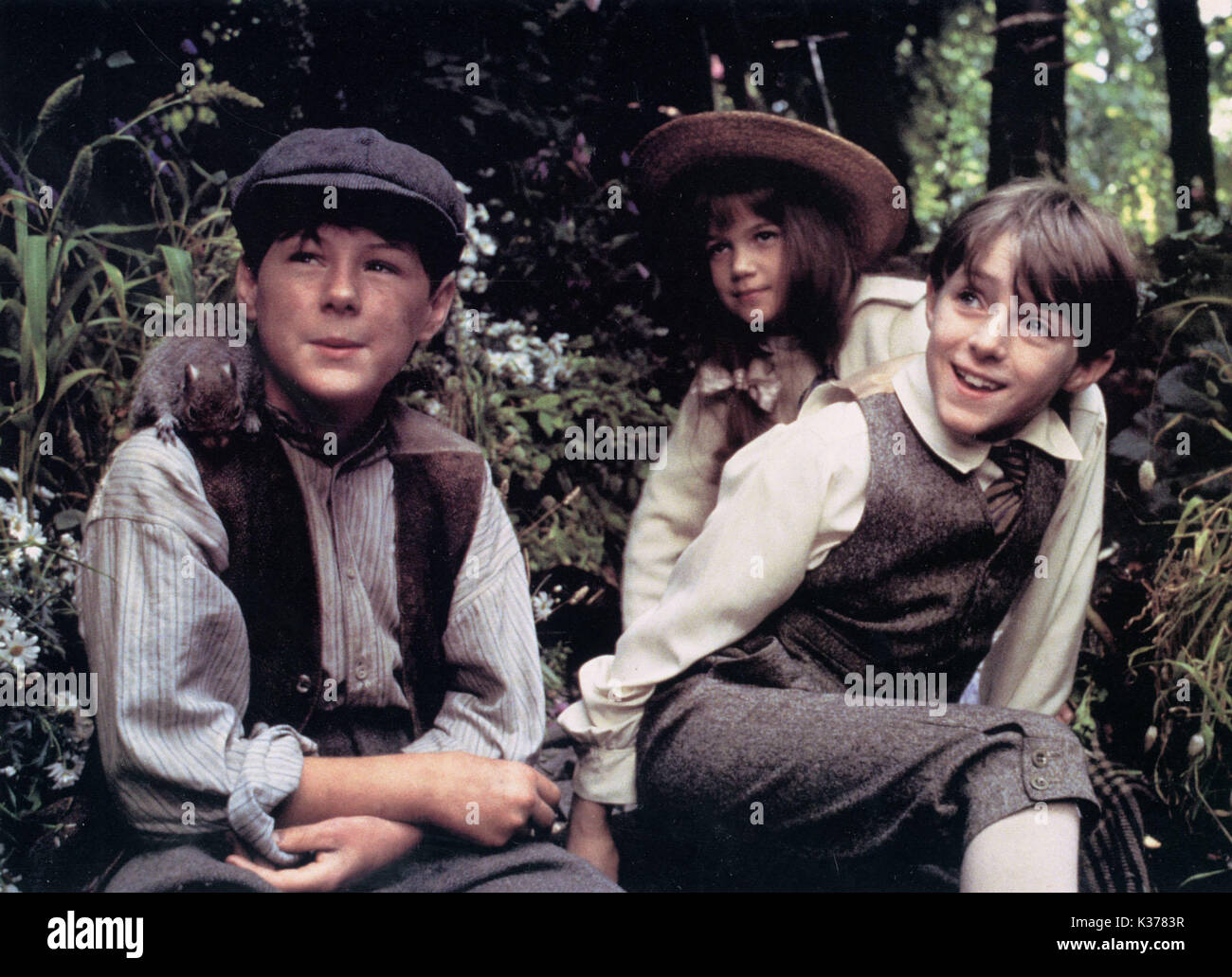 THE SECRET GARDEN ANDREW KNOTT, KATE MABERLY AND HADEN PROWSE A WARNER BROS  FILM Date: 1993 Awesome Ideas