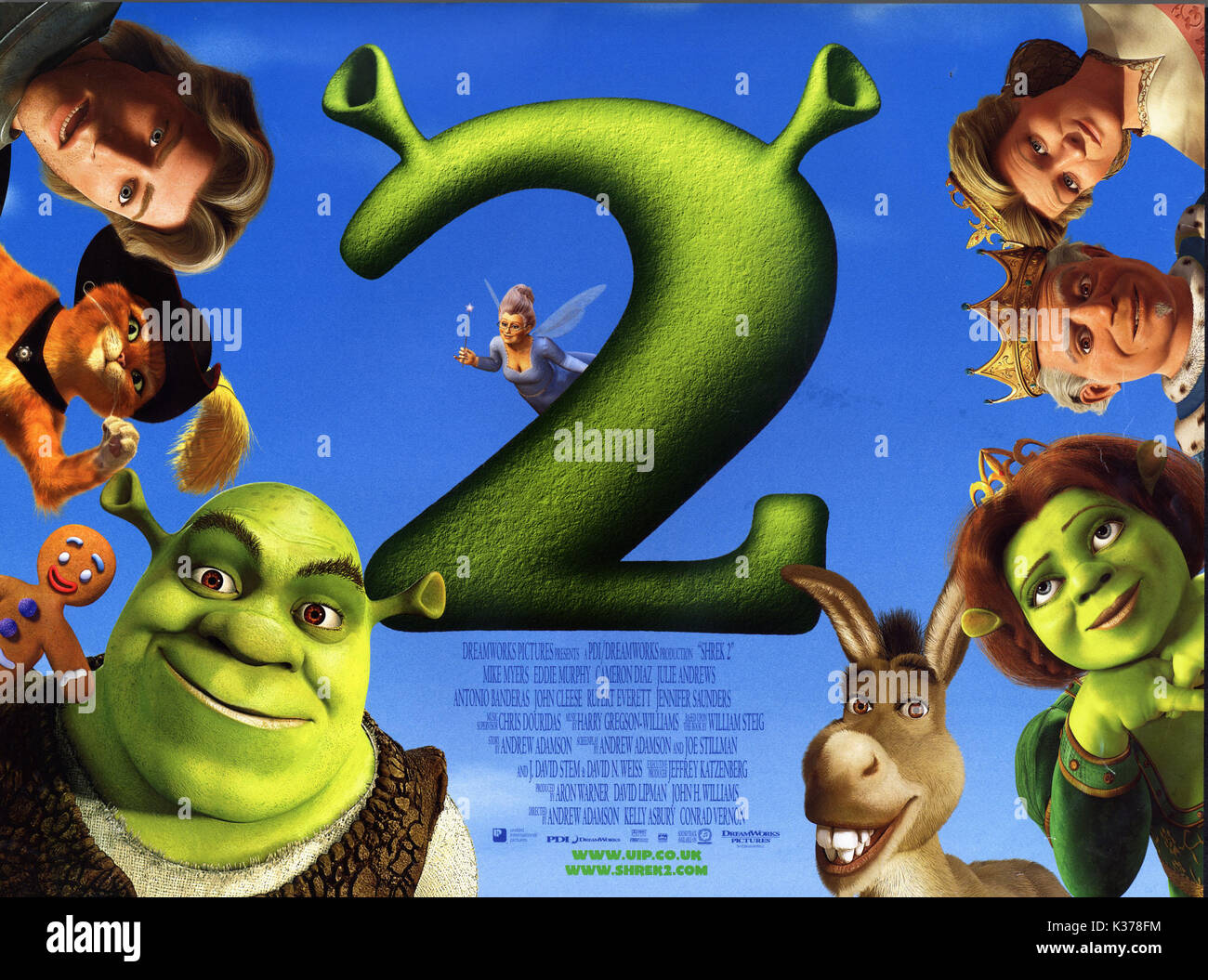 Shrek 2 High Resolution Stock Photography And Images Alamy