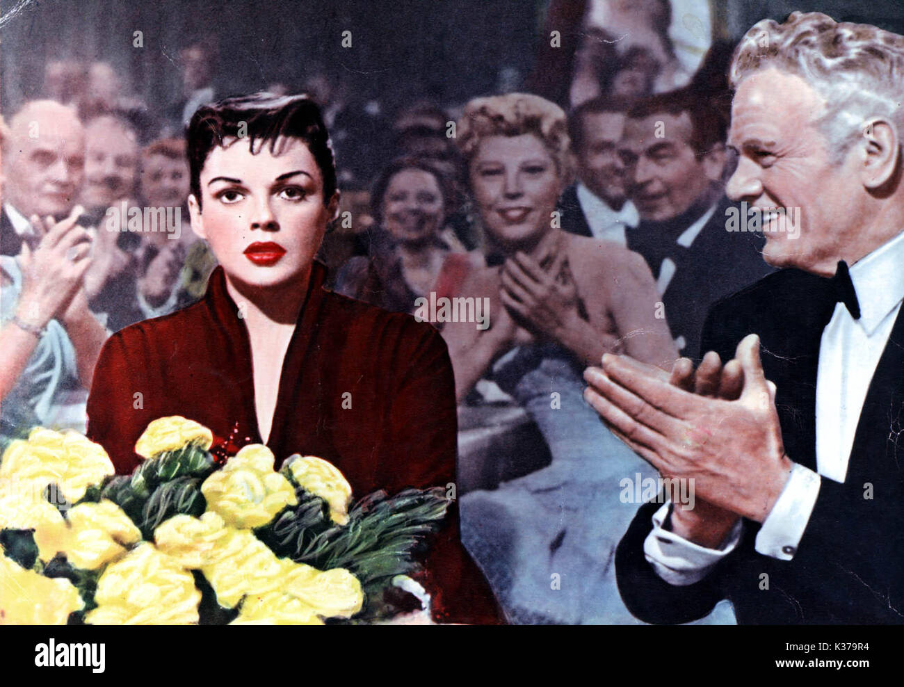 A Star Is Born Judy Garland And Charles Bickford Date 1954 Stock Photo Alamy