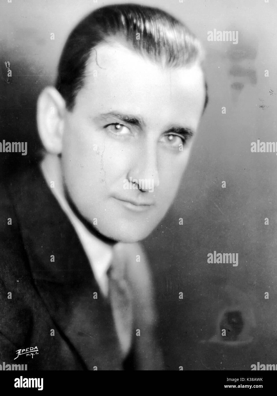 HERBERT WILCOX CIRCA 1925 - Stock Image