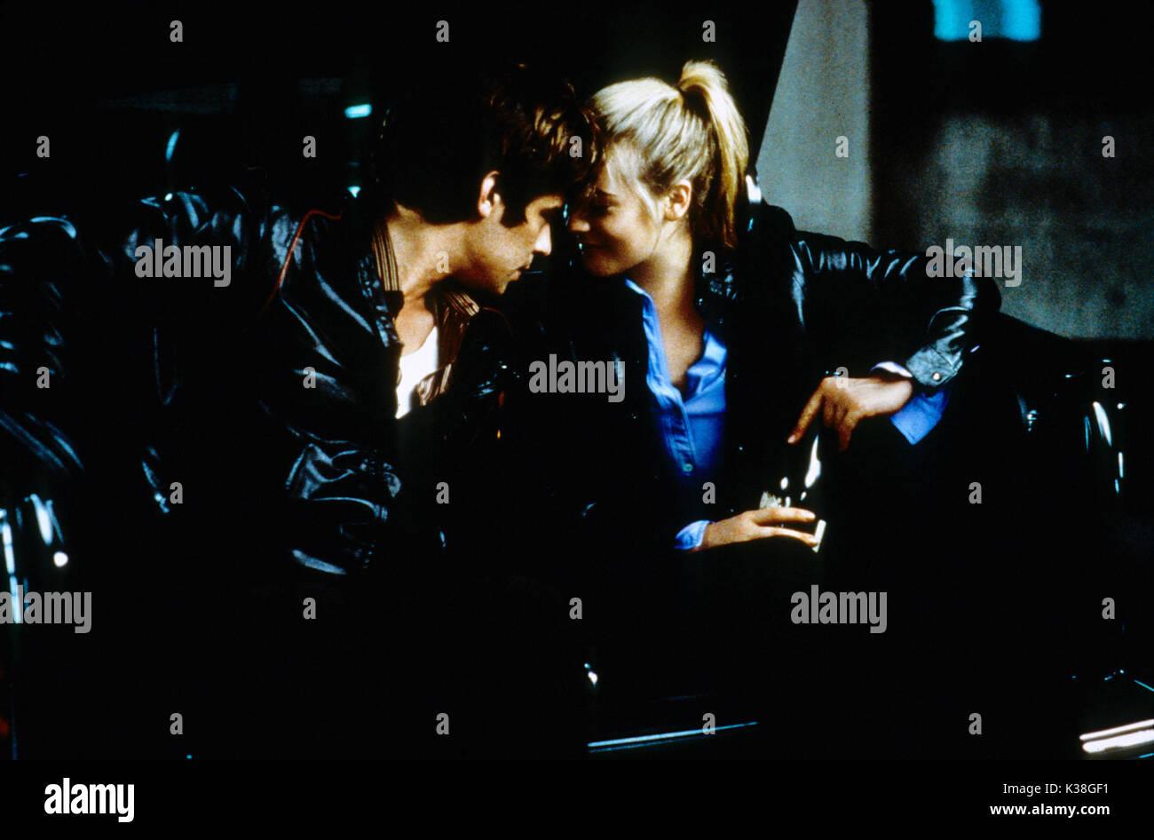 EXCESS BAGGAGE ALICIA SILVERSTONE AND BENICIO DEL TORO COLUMBIA PICTURES     Date: 1997 - Stock Image