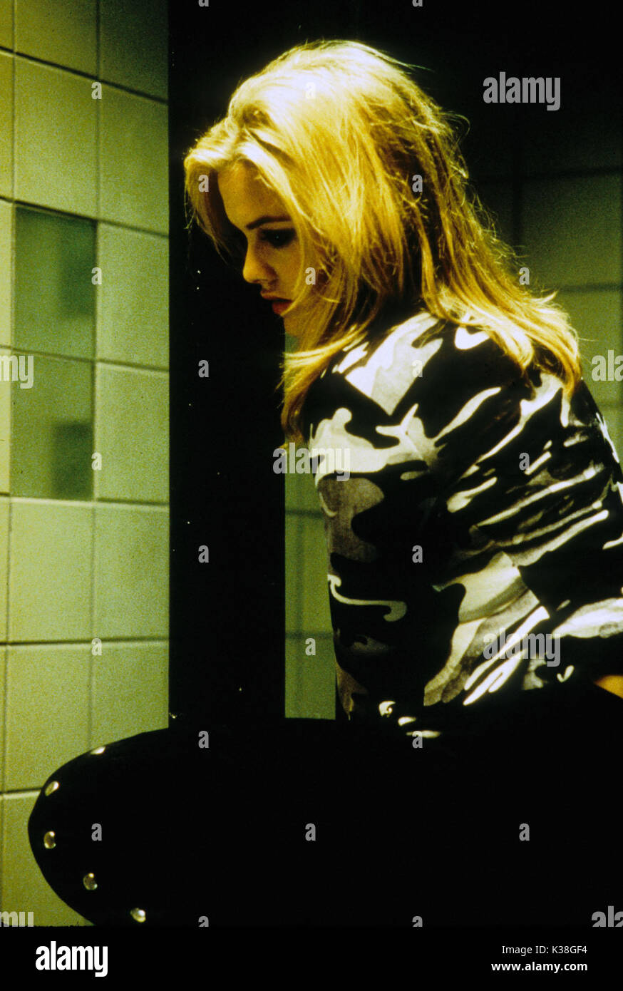EXCESS BAGGAGE ALICIA SILVERSTONE COLUMBIA PICTURES     Date: 1997 - Stock Image