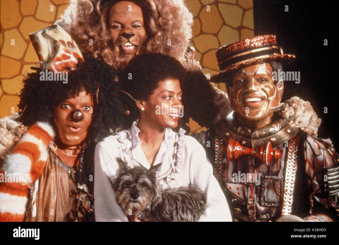 Michael Jackson And Diana Ross The Wiz