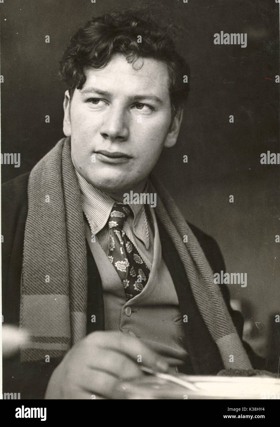 PETER USTINOV       Actor,writer, director and raconteur PETER USTINOV Actor,writer, director and raconteur - Stock Image