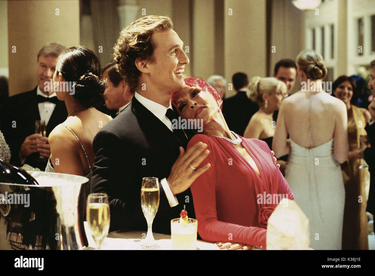 How To Lose A Guy In 10 Days Matthew Mcconaughey Liliane Montevecchi Stock Photo Alamy