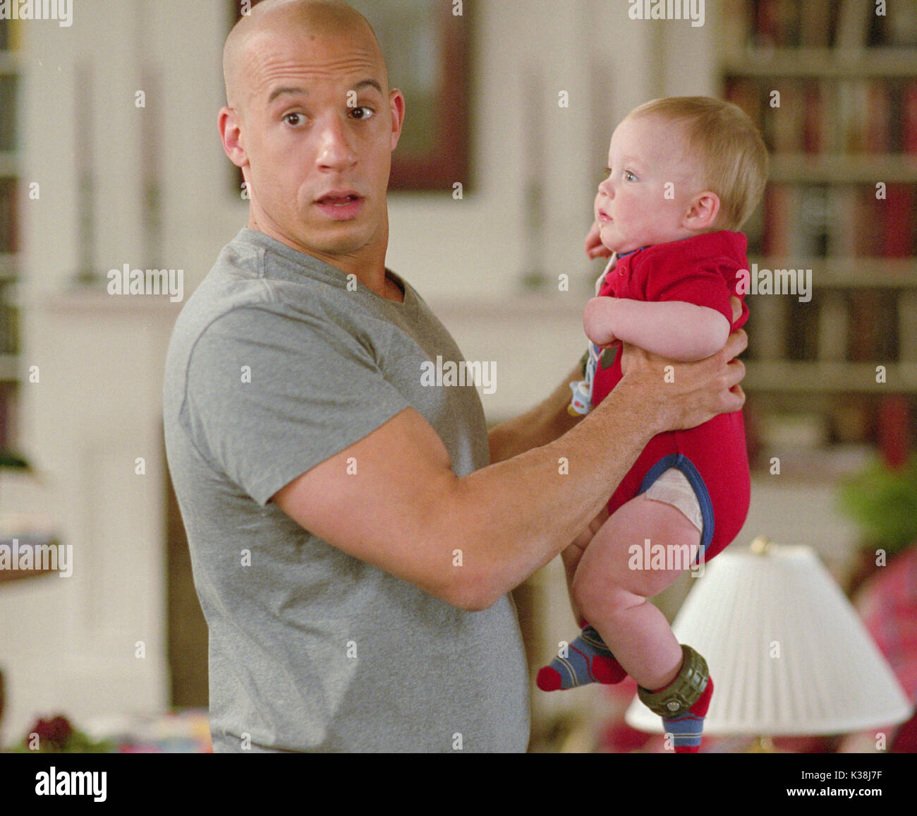 The Pacifier 2005 Vin Diesel Stock Photos & The Pacifier
