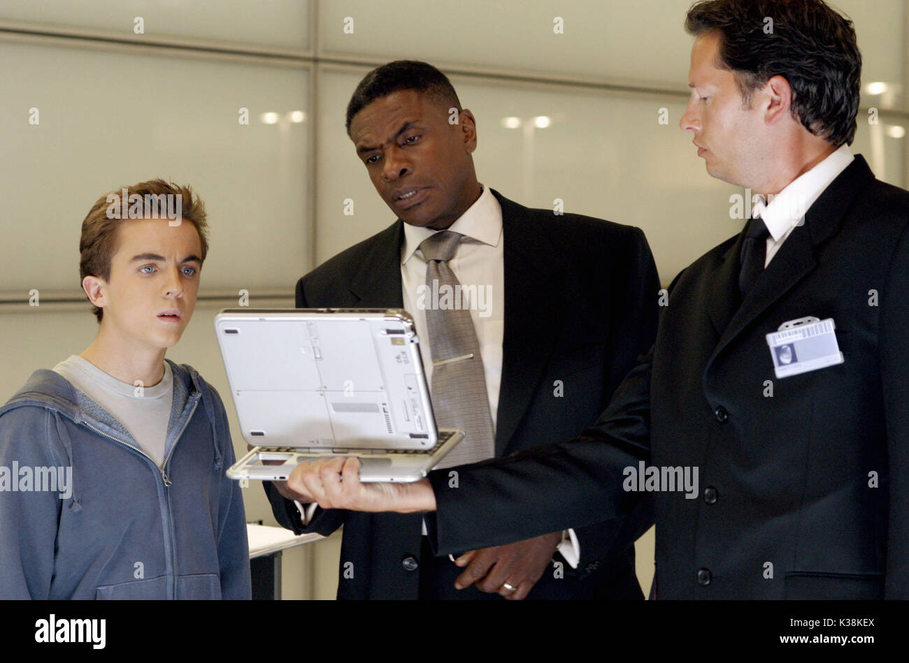 Agent Cody Banks 2 Destination London Frankie Muniz Keith David