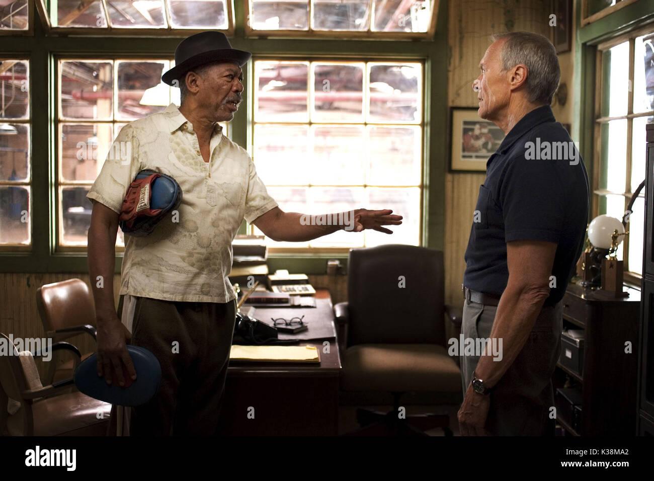 Morgan Freeman Clint Stock Photos & Morgan Freeman Clint Stock
