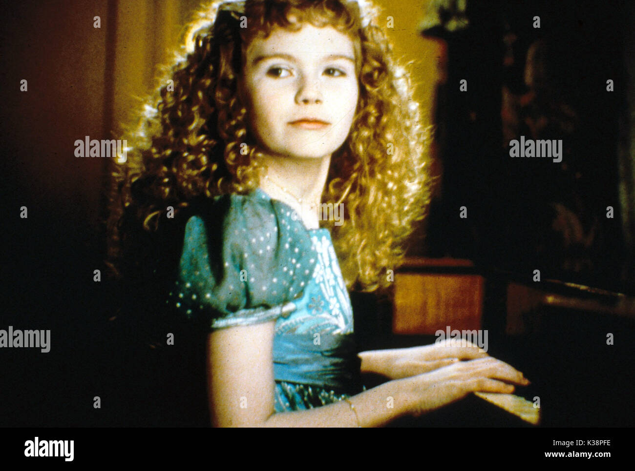 Interview With The Vampire The Vampire Chronicles Kirsten Dunst Stock Photo Alamy