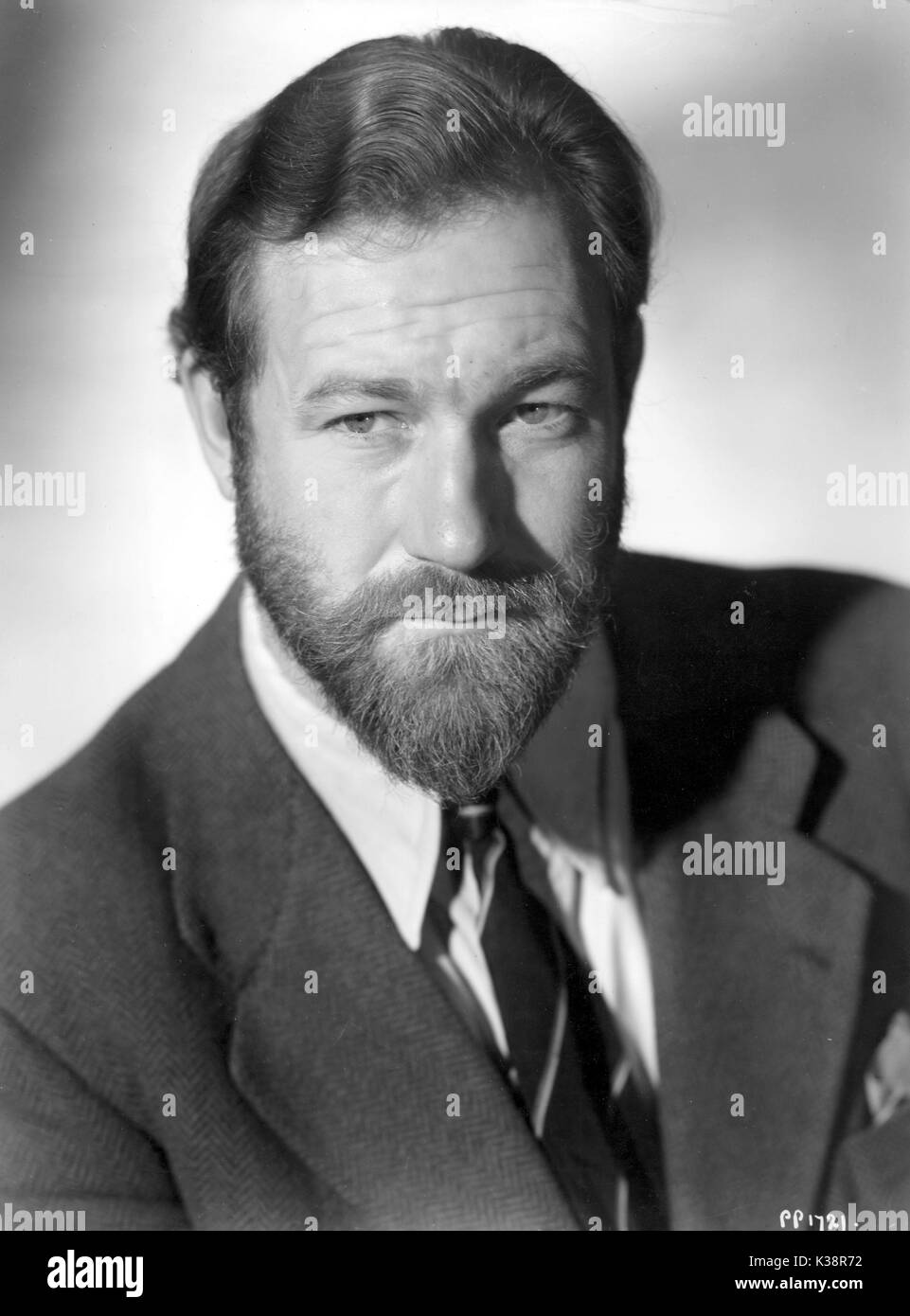 JAMES ROBERTSON JUSTICE - Stock Image