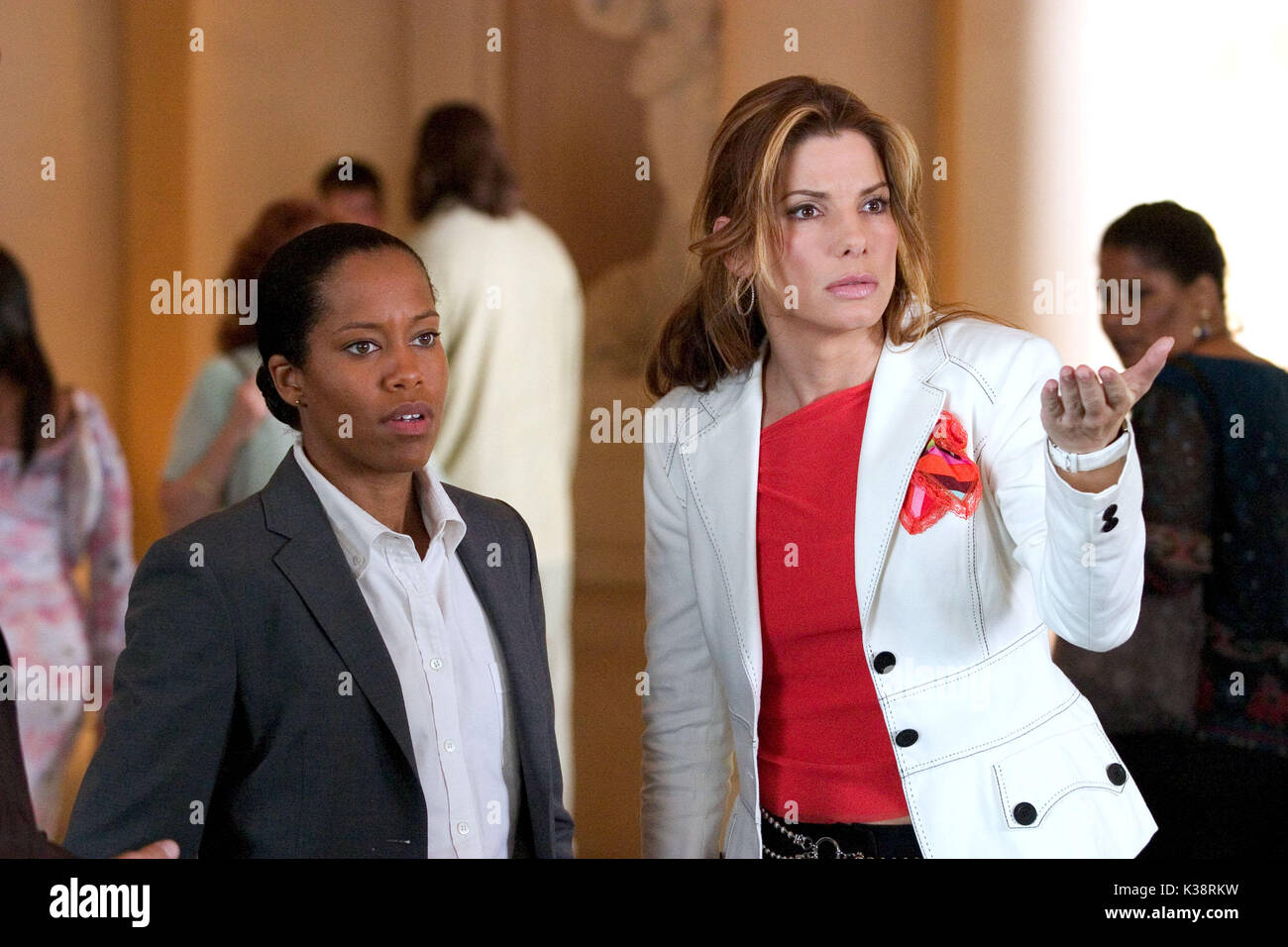 MISS CONGENIALITY 2 ARMED AND FABULOUS REGINA KING SANDRA BULLOCK Date 2005