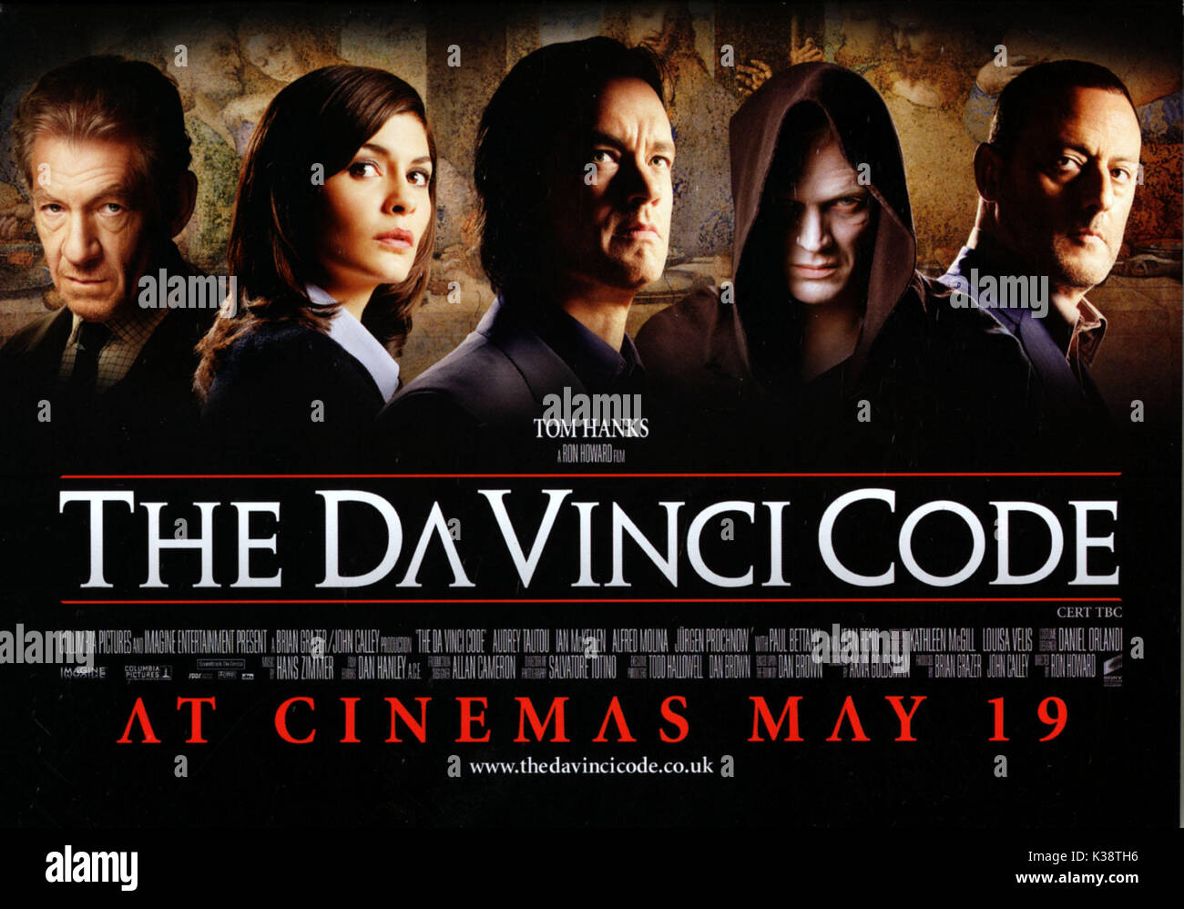 The Da Vinci Code Date 2006 Stock Photo Alamy